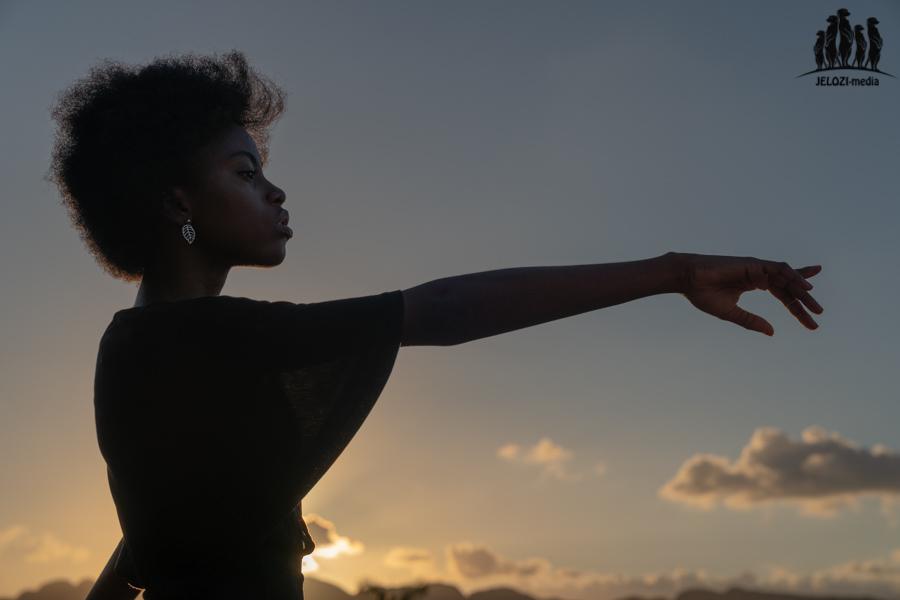 Portrait im Sonnenuntergang - Kuba, Vinales - JELOZI