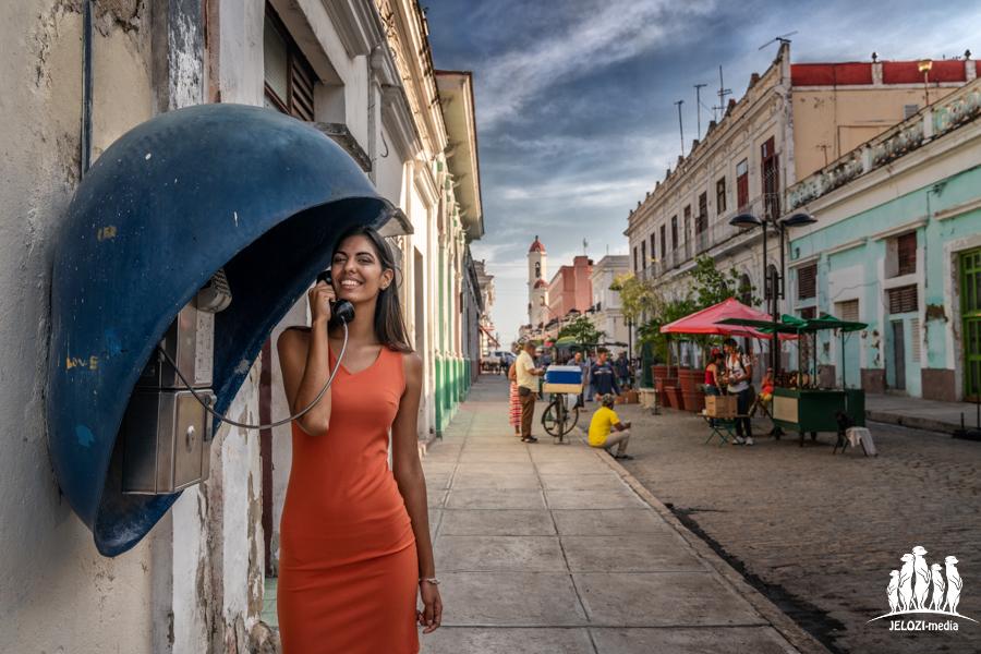 Der Anruf - Kuba, Trinidad - JELOZI