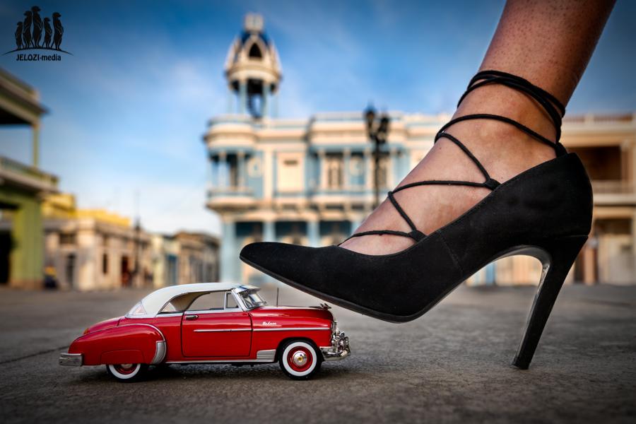 Spielerei - Kuba, Cienfuegos - JELOZI